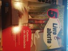 Livro Aberto- Português 5 ano manual e CA - Fernanda Costa