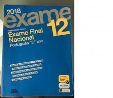 Livro de preparação para o exame de português do 12ano - sem autor