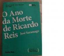 Análise ao livro O Ano da Morte de Ricardo Reis - Carlos Reis