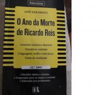 Análise ao livro o ano da morte de Ricardo Reis - varios