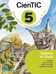 CienTIC 5 (Guia de Estudo/Caderno do Aluno) - Ana Lemos, Cristina Cibr�...