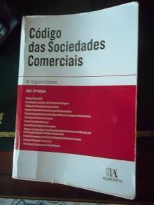 Código das Sociedades Comerciais - M. Nogueira