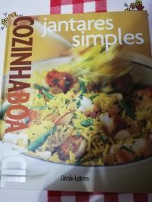 Cozinha Boa Fácil Jantares Simples - Carrolyn Carreno