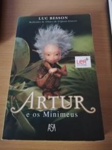 Artur e os Minimeus - Luc Besson