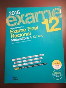 Exames matemática 12 - Maria Augusta e Luís Gue...