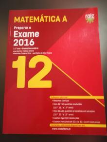 Preparação de exame de matemática - Ana Martins, Helena Salom...