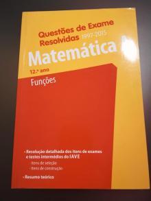 Questões de Exame Resolvidas – Funções - João de Sá Duarte
