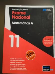 Preparação para o Exame Nacional Matemática - João de Sá Duarte