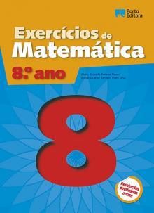 Exercícios de Matemática. 8ºano - Maria Augusta Fer