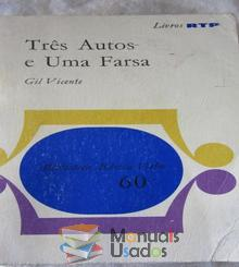 Três Autos e Uma Farsa