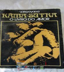 Kama-Sûtra O Livro do Amor - Vatsyayana