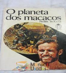 O planeta dos macacos - Pierre Boull