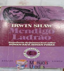 Mendigo Ladrão - Irwin Shaw