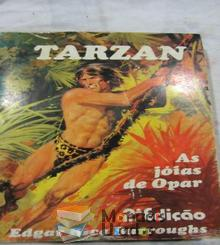 Tarzan As jóias de Opar - Edgar R. Bur