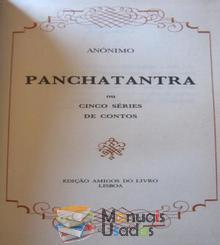 Panchatantra - Anónimo