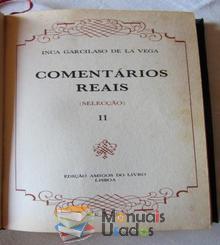 Comentários Reais Vol. 2 - Inca G. De L