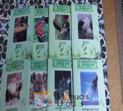 Colecção Os Segredos da Natureza (8 livros)