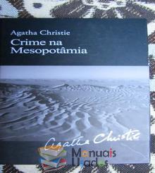 Crime na Mesopotâmia - Agatha Chris