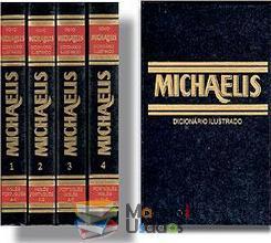Dicionário Ilustrado de Michaelis Port/Ing Ing/Port 4 volumes - Michaelis...