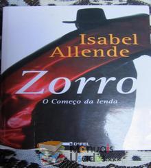 Zorro O Começo da lenda - Isabel Allen