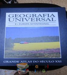 Geografia Universal 2-Europa Setentrional - Vários