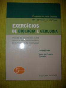Exercícios de Biologia e Geologia - Floripes Cunha...