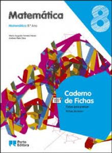 Matemática 8 - Fichas