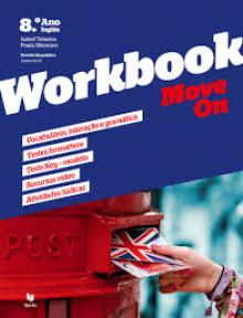 Move On Workbook - Inglês 8