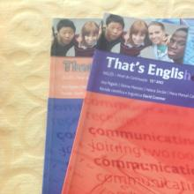 That´s Englishes!