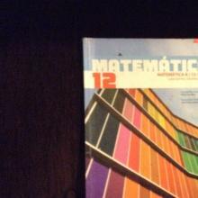 Matemática A 12 vol 1