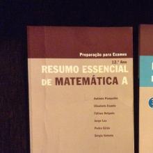 Resumo essencial de Matematica A 12