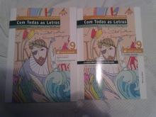 LIVRO DE PORTUGUES- COM TODAS AS LETRAS