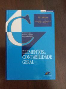 Elementos de Contabilidade Geral 23º edição