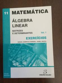 Matemática Algebra Linear 11 - Manuel Alberto Ferreira