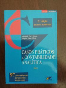 Casos Práticos de Contabilidade Analítica 2ª Edição Revista e Aumentada