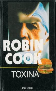 Toxina - Robin Cook