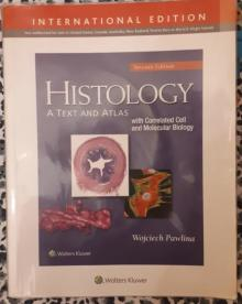 Ross Histology A Text and Atlas - International Edition - Ross & Pawlina