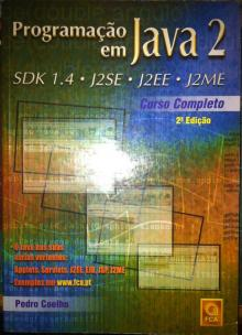 Programação em Java 2 - Curso Completo - Pedro Coelh