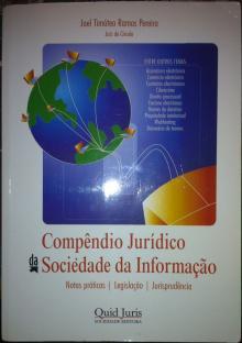 Compêndio Jurídico da Sociedade de Informação - Joel Timót