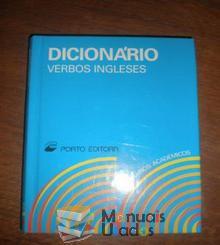 Dicionário Verbos Ingleses - (sem referê