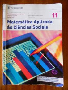 Matemática aplicada às ciências sociais - Maria Au