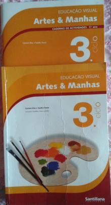 Artes e Manhas - Cármen Dias