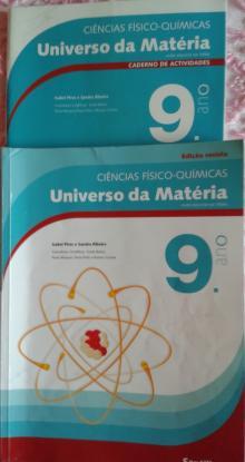 Universo da Matéria - Isabel Pires