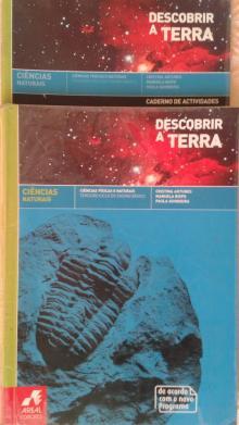 Descobrir a Terra - Cristina Antunes