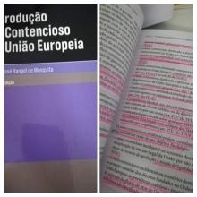 Introdução ao contencioso da União Europeia - Maria José Rangel de Mes...