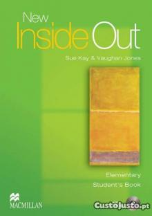 New inside out  (Cambridge School) - Macmillan