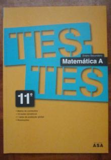 Testes Matemática A 11º ano