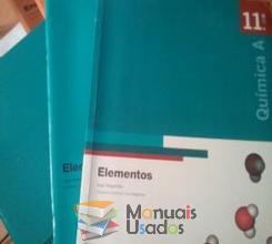 Elementos, Quimica A - Jorge Magalhães