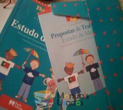 Trampolim 4, Estudo do Meio - Maria José Castro, Fer