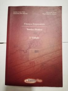 Finanças Empresariais - Teoria e Prática - António Gomes Mota